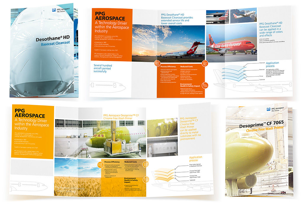 Product Brochures  Ppg Aerospace  Agoranet